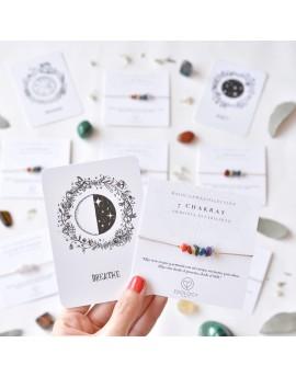 Pulsera de piedras naturales personalizada