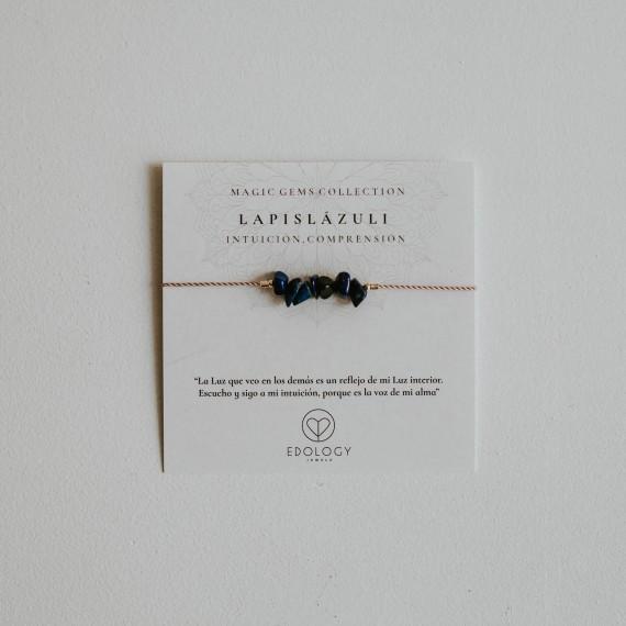 Pulsera Magic Gems - Lapislázuli