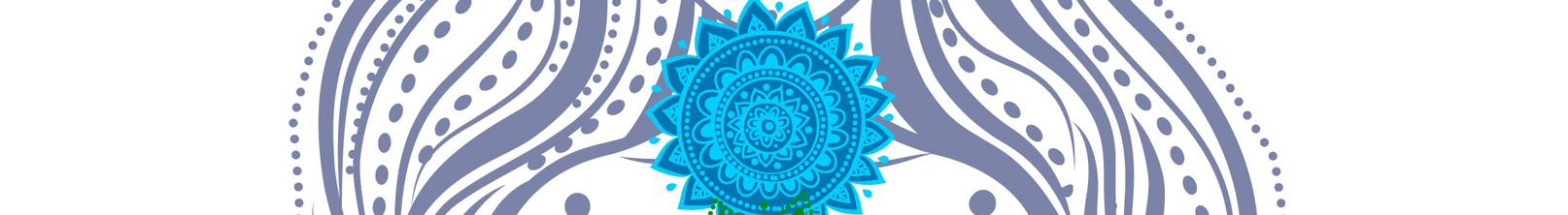 Chakra 5 Azul claro
